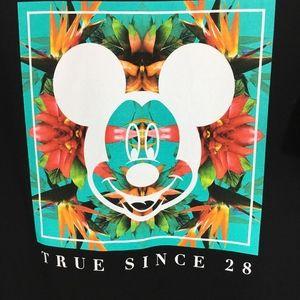 Disney x Neff Tropical Mickey Mouse T-Shirt